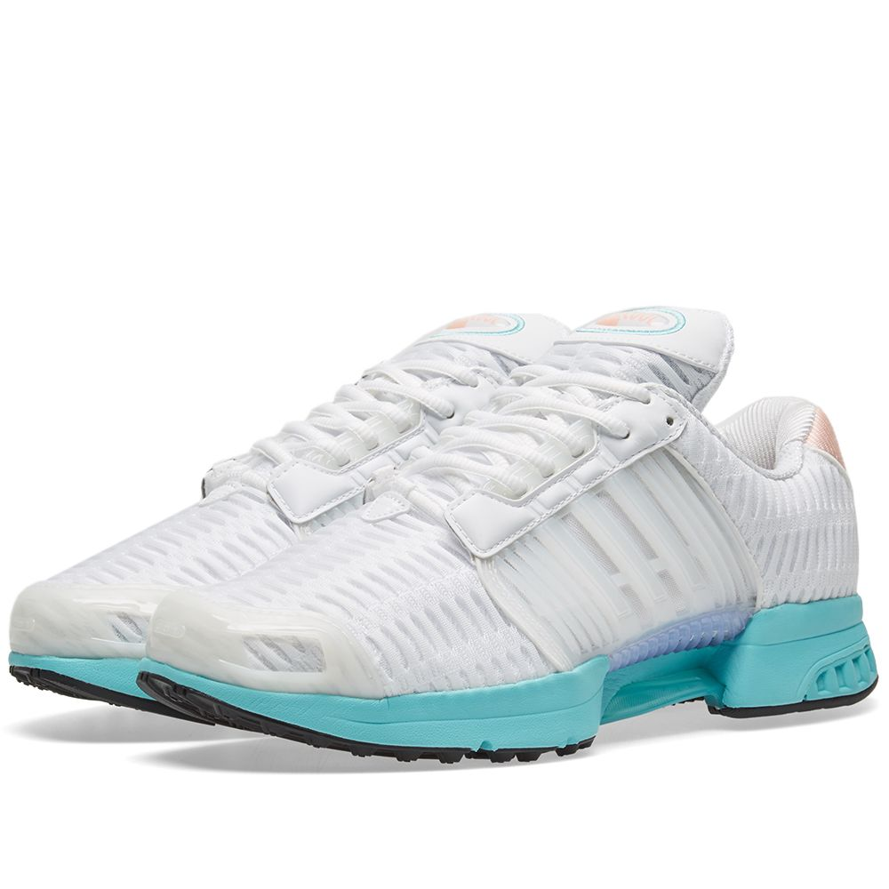 9af44d0e5e3 Adidas Women s ClimaCool 1 W White   Easy Mint