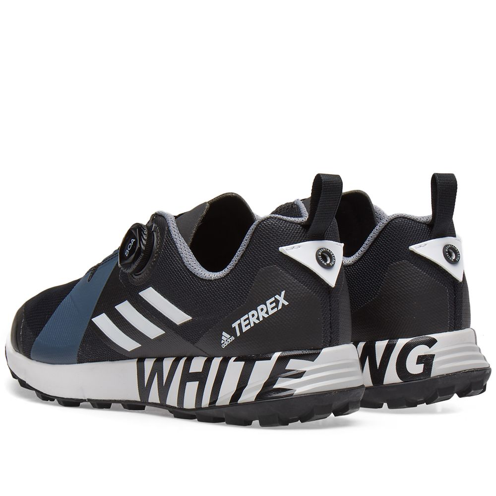 dcebcc649430 Adidas x White Mountaineering Terrex Two Boa Black   White