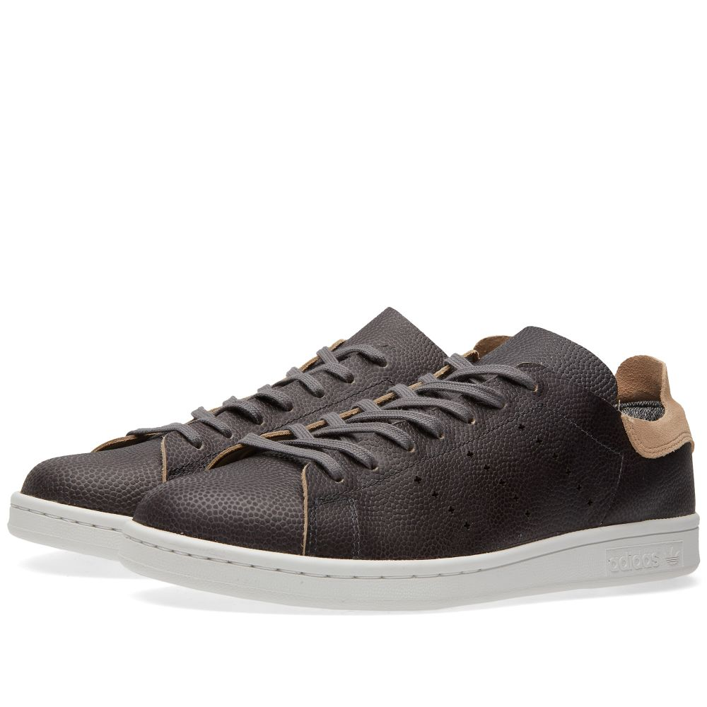 39df25be401 Adidas Consortium x Wings + Horns Stan Smith PC Grey   Vintage White ...