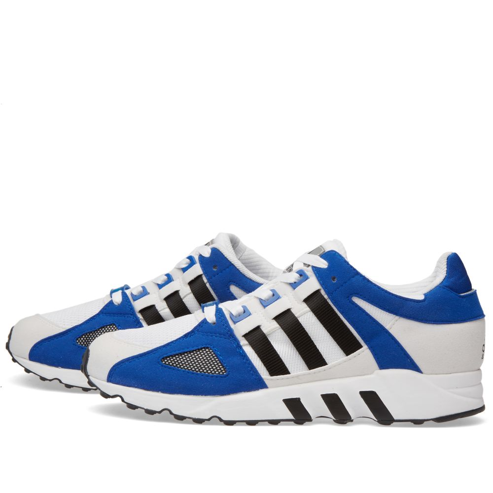 innovative design 5ee63 692c5 Adidas EQT Guidance 93. White, Core Black  Royal