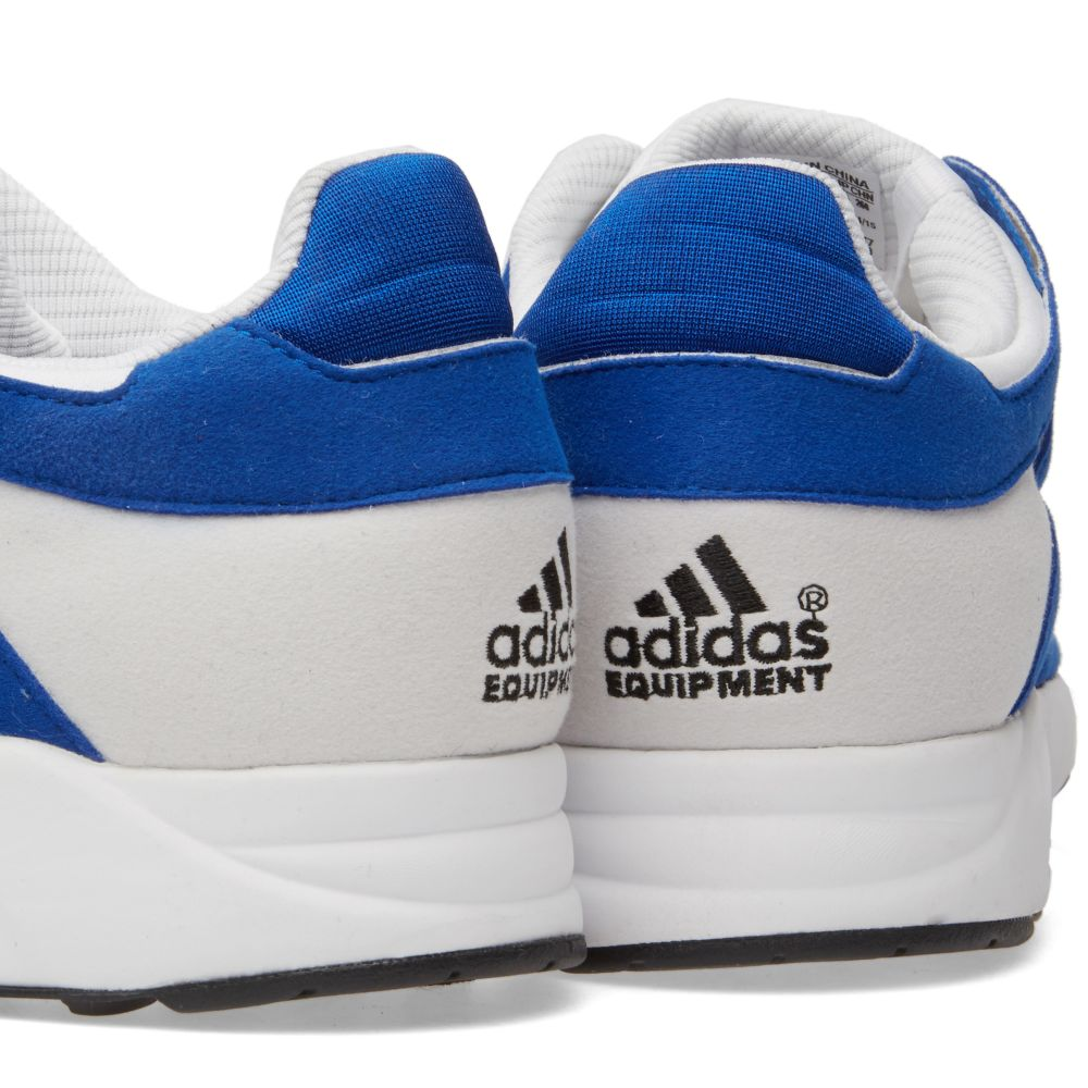 low priced 133f8 42303 Adidas EQT Guidance 93 White, Core Black  Royal  END.