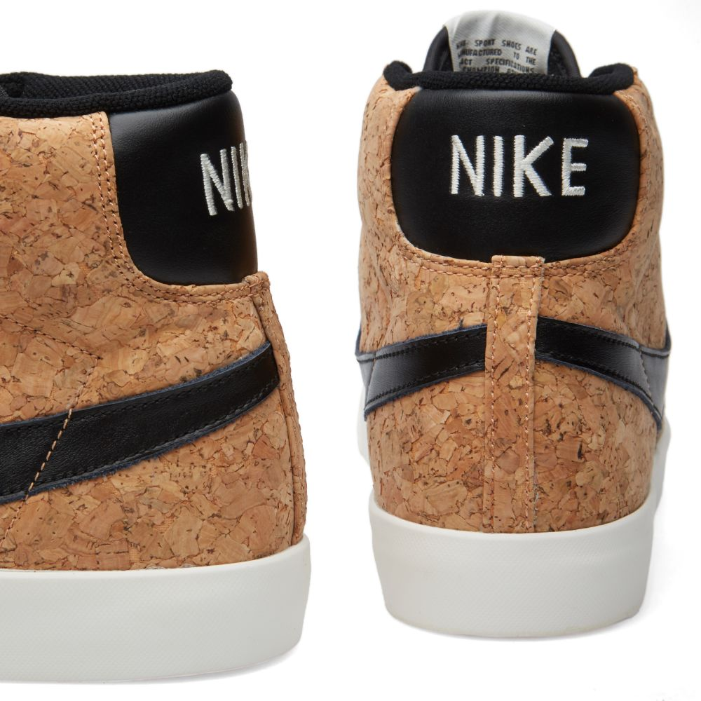 lowest price f9cc0 1660a Nike Blazer Mid Cork Natural  Black  END.
