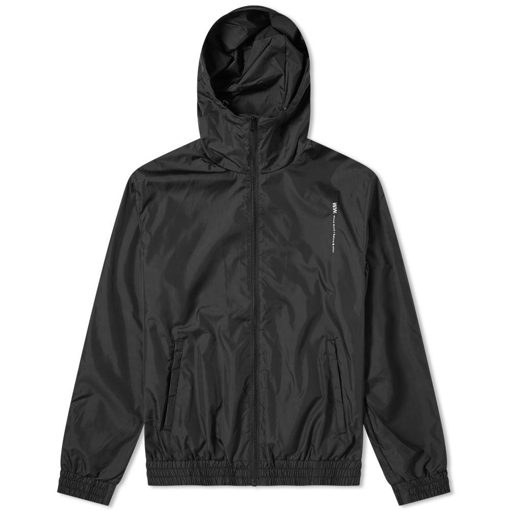 53e44624f7b5 Wood Wood Emmet Wind Jacket Black