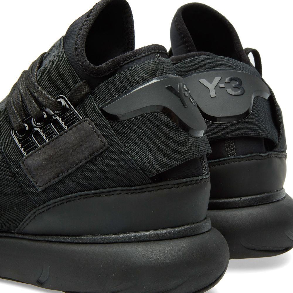 701b1c5c83f2 Y-3 Qasa High Black