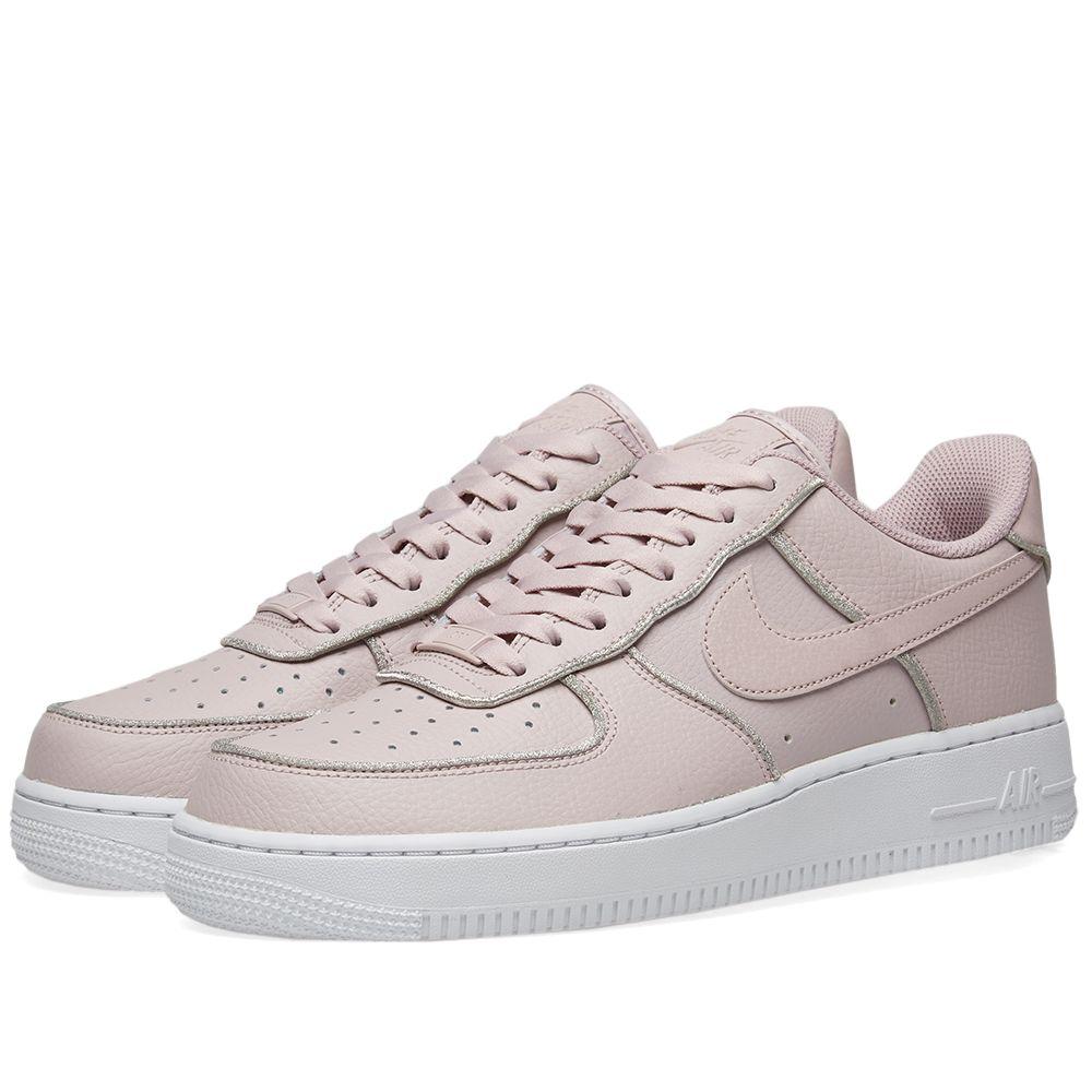8c5f758d4da90c Nike Air Force 1 Lo W Particle Rose   White