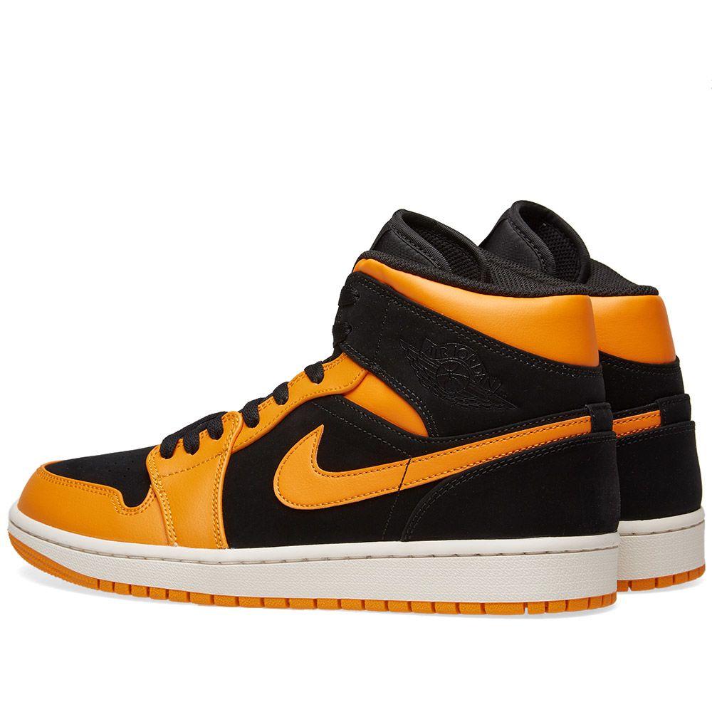 a1f42cb7e044 Air Jordan 1 Mid. Black