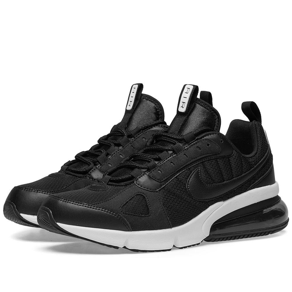 7a9de85aa0346 Nike Air Max 270 Futura Black   White