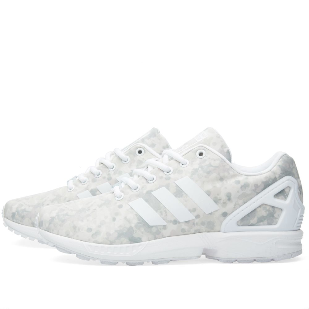 bf2da014048a Adidas Consortium x White Mountaineering ZX Flux. White. £99 £49. image