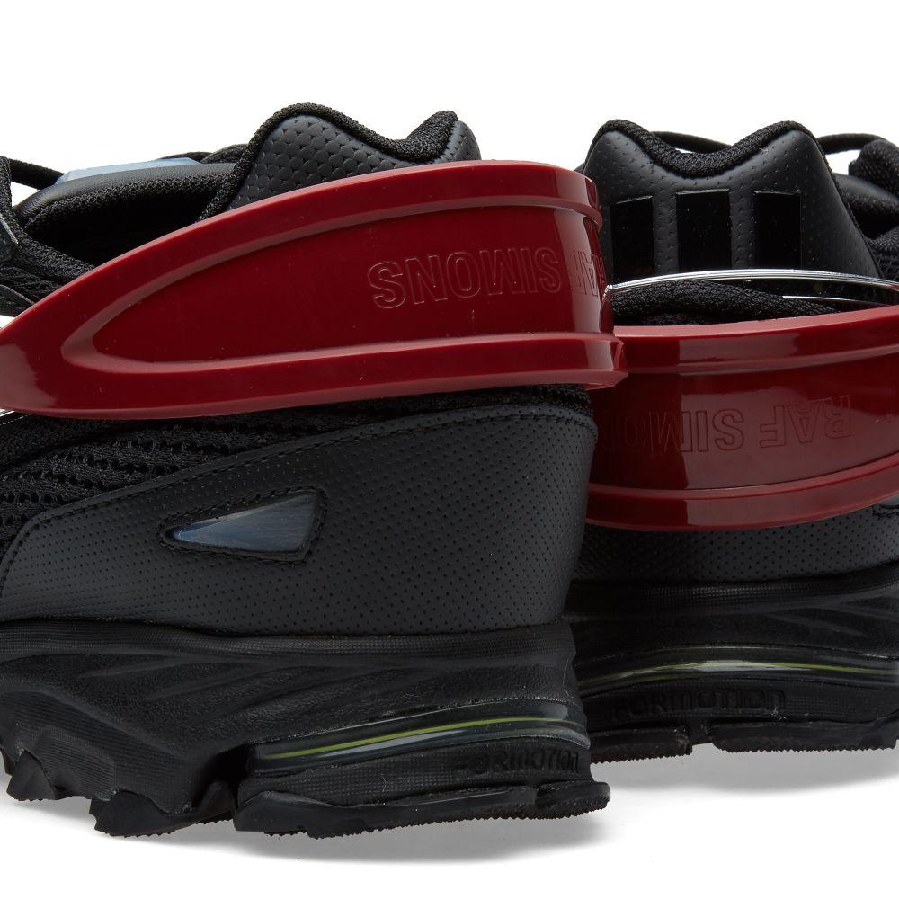 00ea6e5393082 Adidas x Raf Simons Response Trail Black