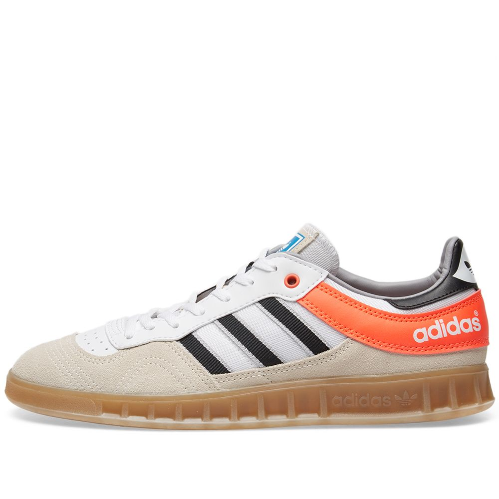 f1c7297d04b6b8 Adidas Handball Top Chalk White   Solar Red
