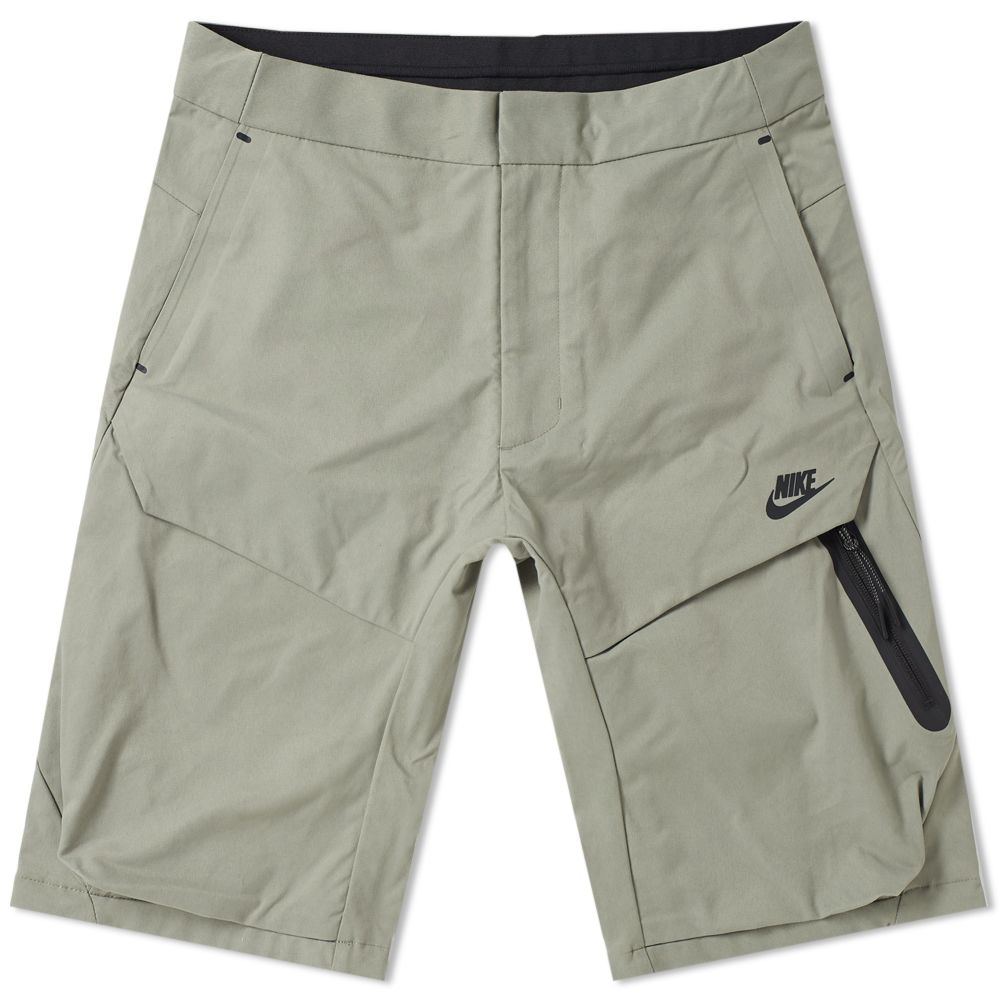 b662acb6a1 Nike Tech Pack Short Dark Stucco   Black