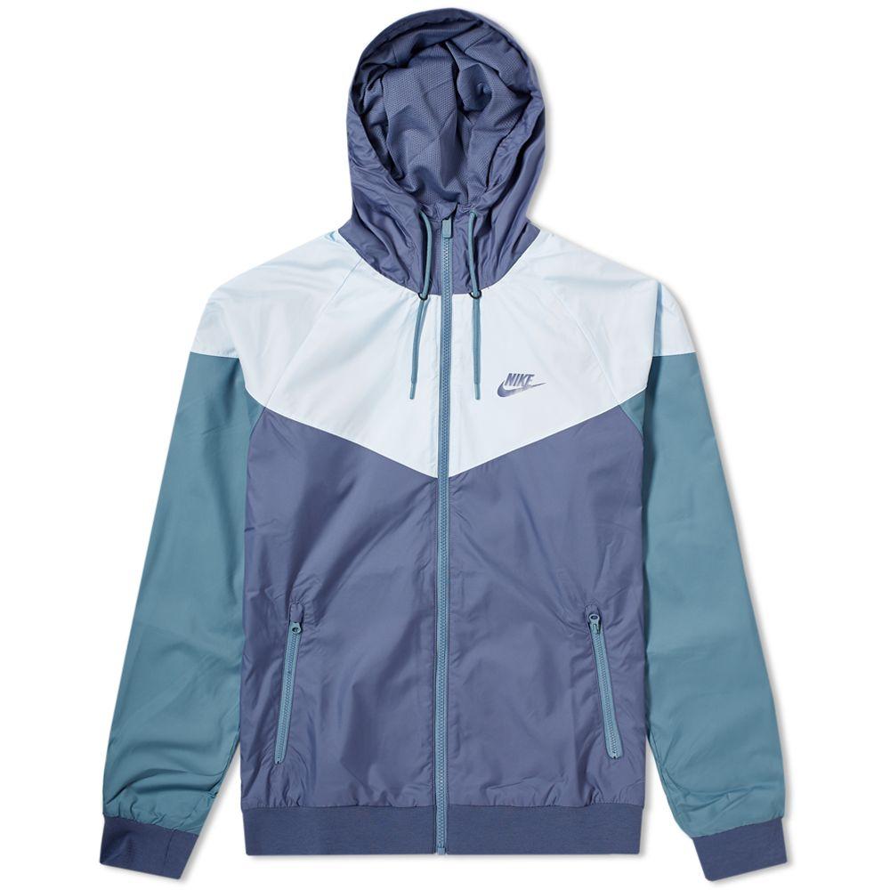530a5b836f Nike Windrunner Jacket Blue
