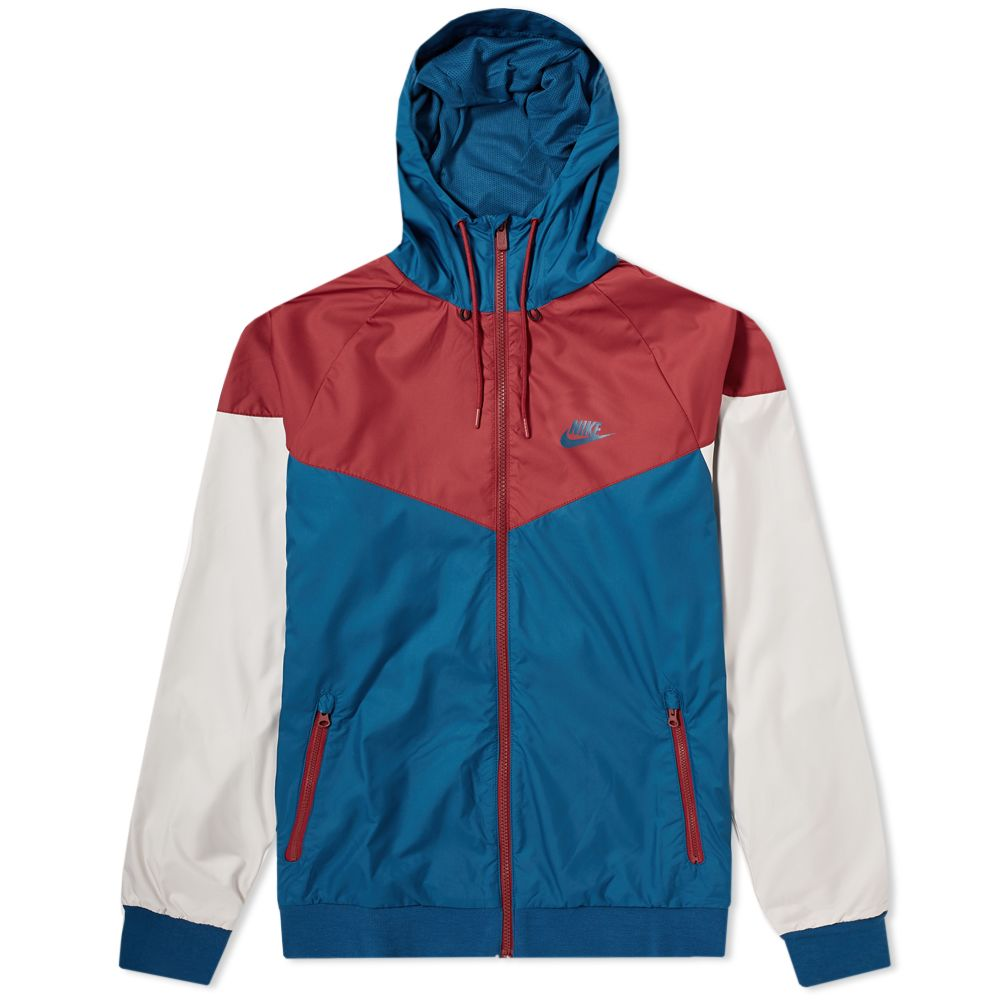 580ce0a66c Nike Windrunner Jacket Blue