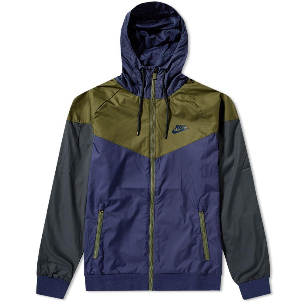 Nike Windrunner Jacket Midnight Navy 8c6b1ca4c
