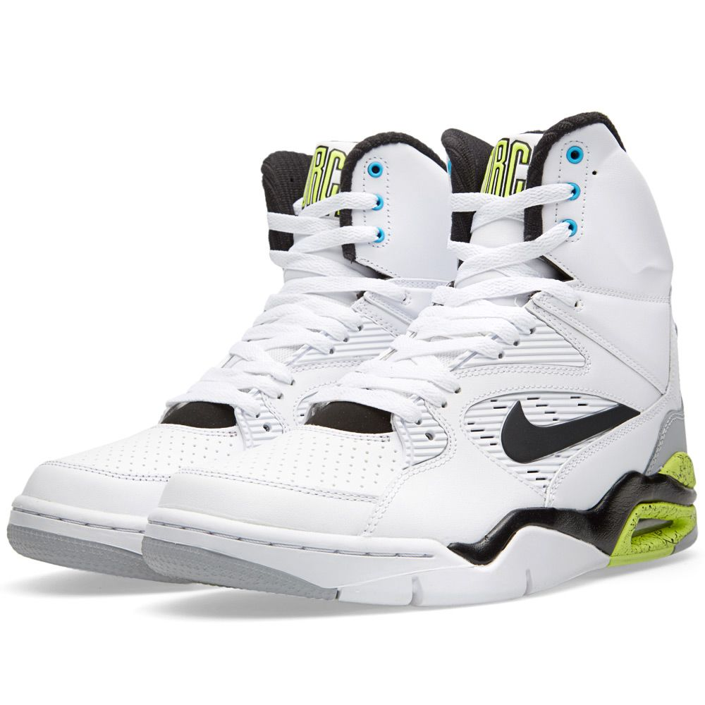 meet 73de2 75ed4 Nike Air Command Force  Billy Hoyle  White, Black   Wolf Grey   END.