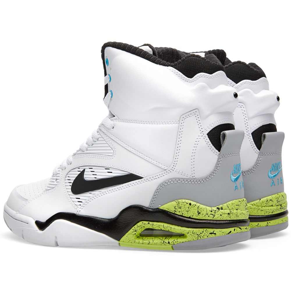 b44faefc8f16b Nike Air Command Force  Billy Hoyle  White