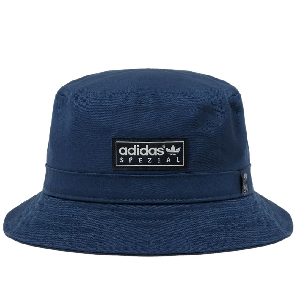 Adidas Spezial by Union LA Bucket Hat Dark Blue  c1397e94249