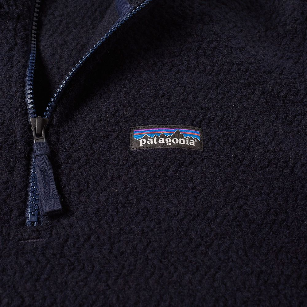 61e2a4ecfd750 Patagonia Woolyester Pullover Fleece Classic Navy