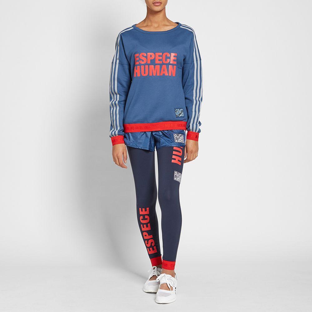 Adidas Pharrell Williams Navy Blue Pants | Svenska