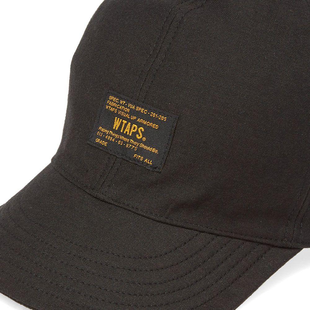 3b9f284e WTAPS A-3 01 Cap Black | END.