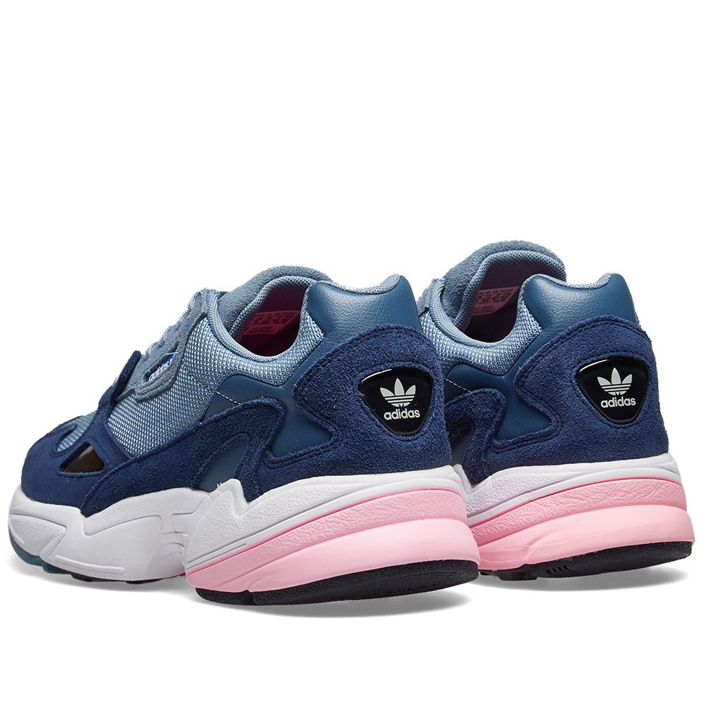 finest selection c4583 41651 Adidas Falcon W. Raw Grey ...