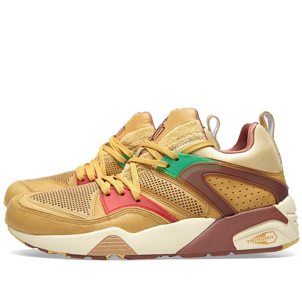 a693d225841f Puma CREAM x LimitEDitions Blaze of Glory Rattan
