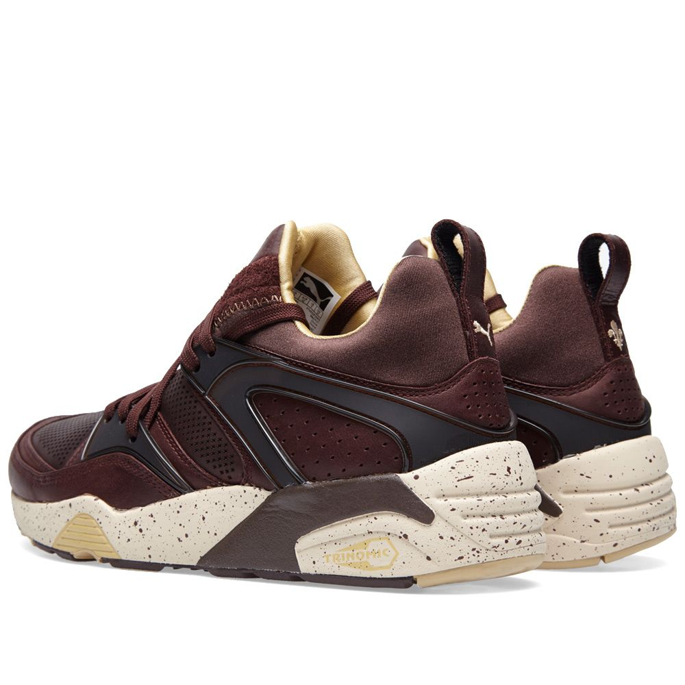565d5d0ace9e Puma CREAM x LimitEDitions Blaze of Glory Chestnut