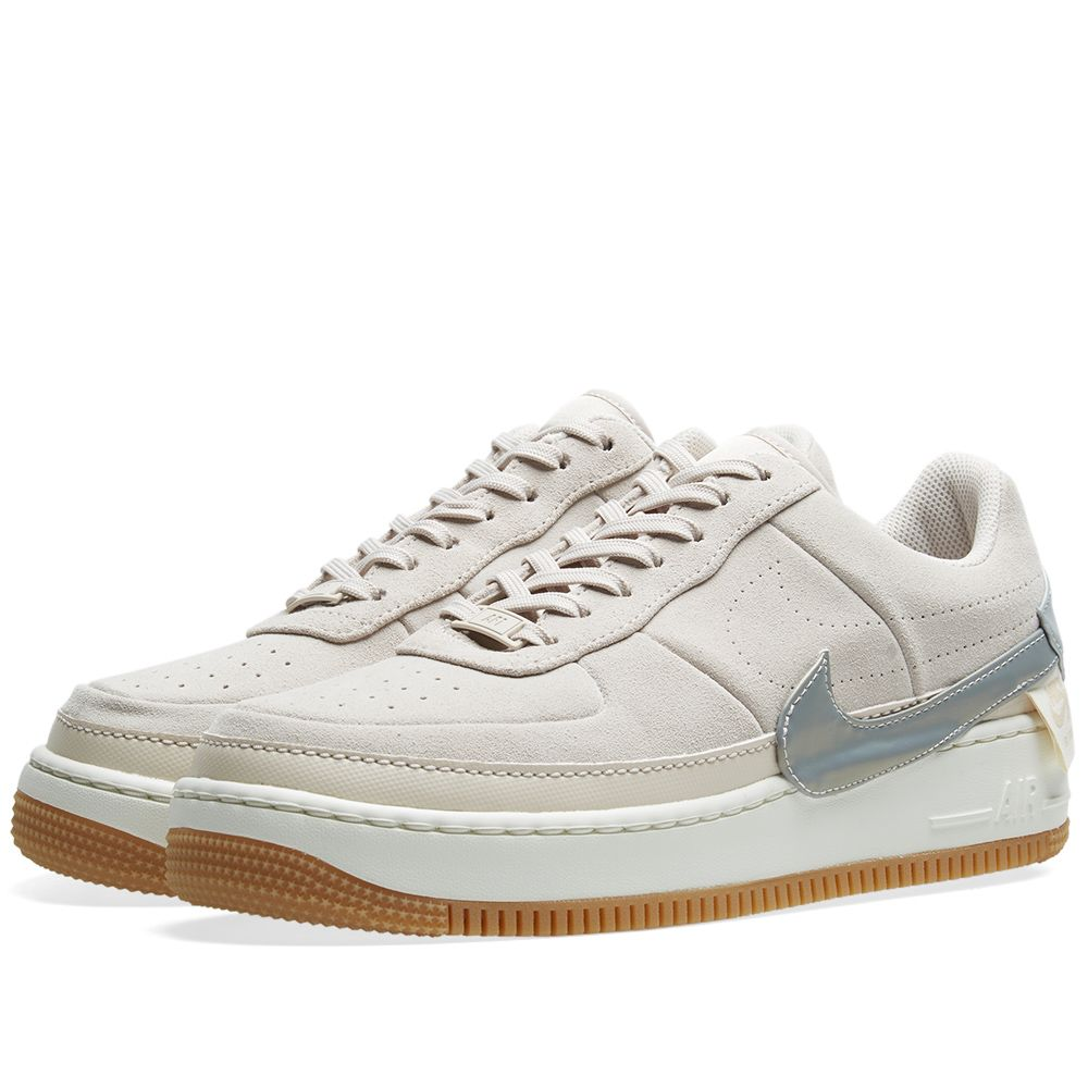 sale retailer ab868 b7f41 Nike Air Force 1 Jester Lo W Desert Sand  Platinum  END.