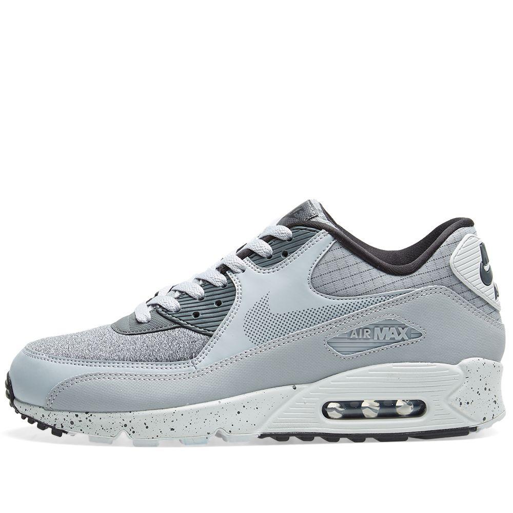 b06005ad174950 Nike Air Max 90 Premium Grey