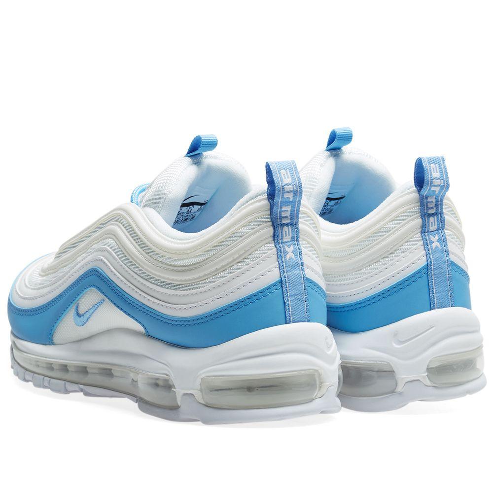 31f492a0103 Nike Air Max 97 Essential W White   Blue