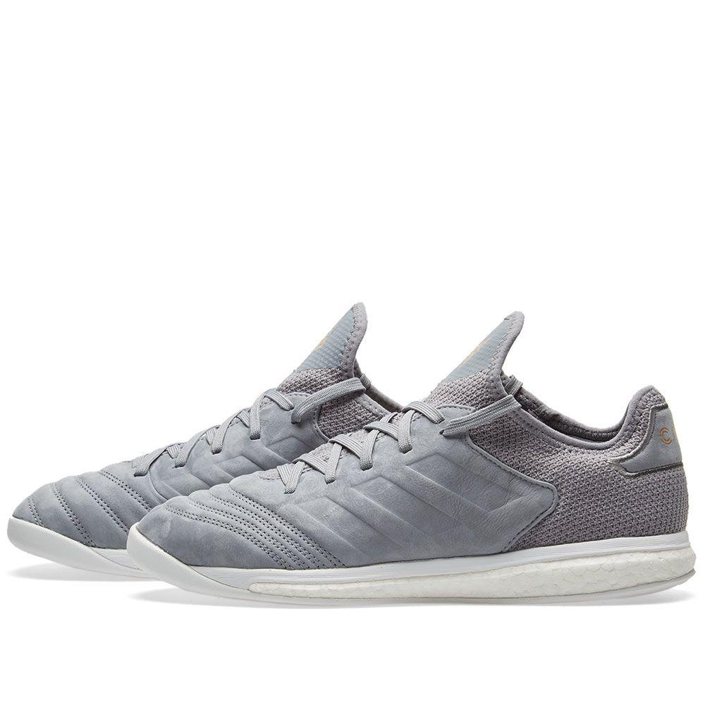 sports shoes 4e1b4 5129a Adidas Consortium Copa 18+ TR Premium Grey  Gold Metallic  E
