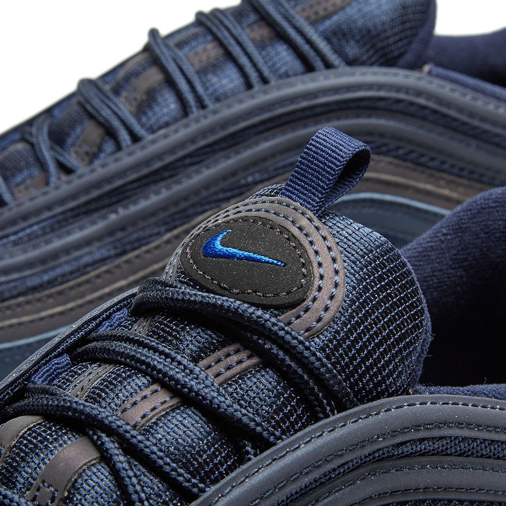 more photos fdabb ef1c7 Nike Air Max 97 Obsidian, White  Black  END.