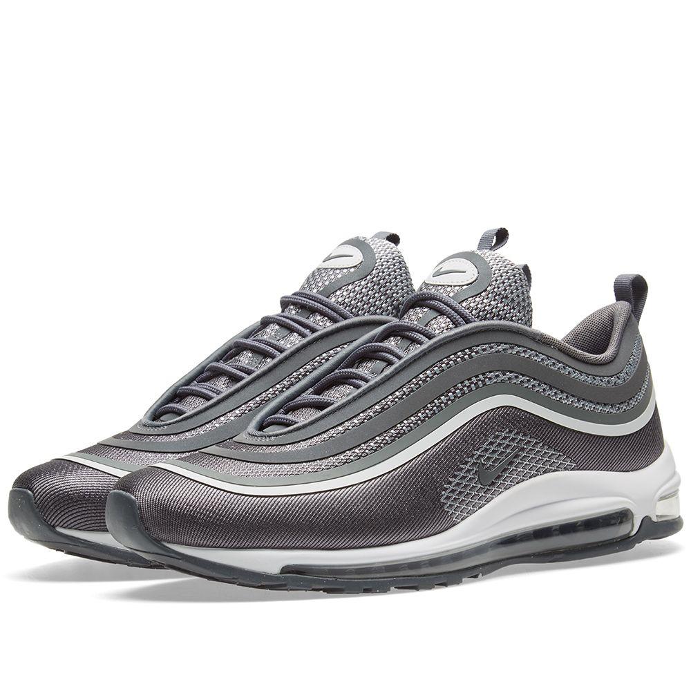 b712265475e Nike Air Max 97 Ultra  17 Premium Pure Platinum   Dark Grey