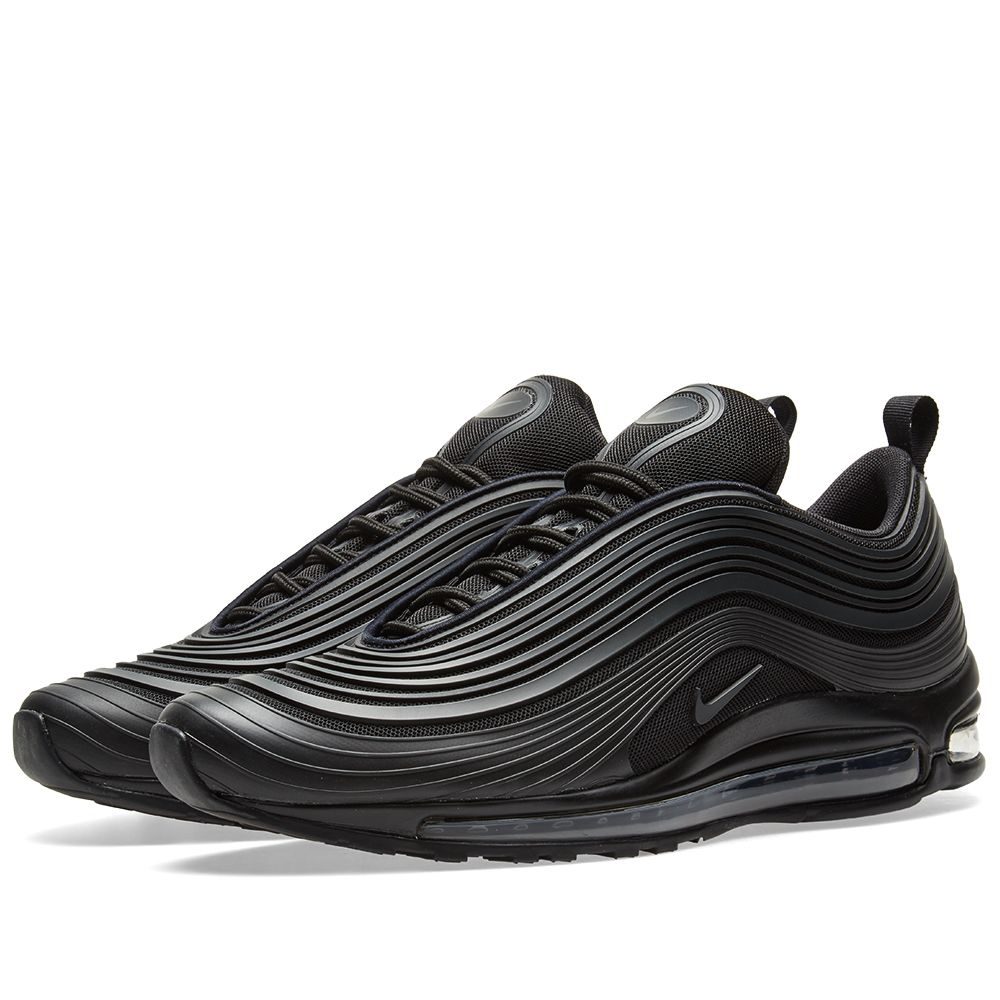 1987b48b3eb Nike Air Max 97 Ultra  17 Premium Black   Anthracite