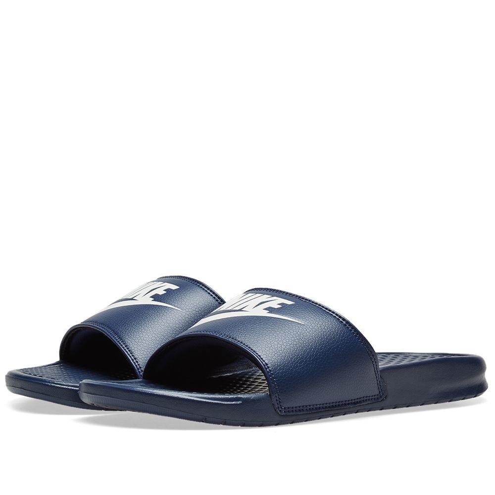 0d63388ada8771 Nike Benassi JDI. Midnight Navy   Windchill. AU 35. image