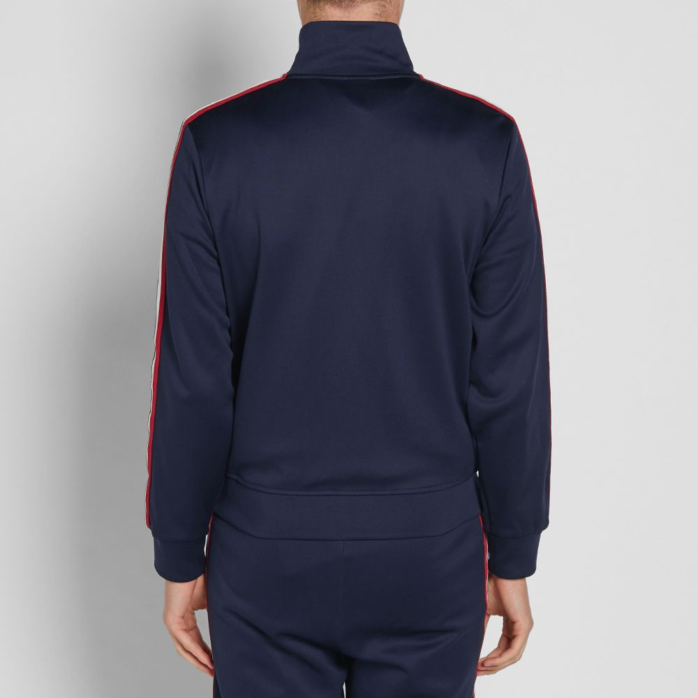 989a364b6 Moncler Side Stripe Track Jacket Navy