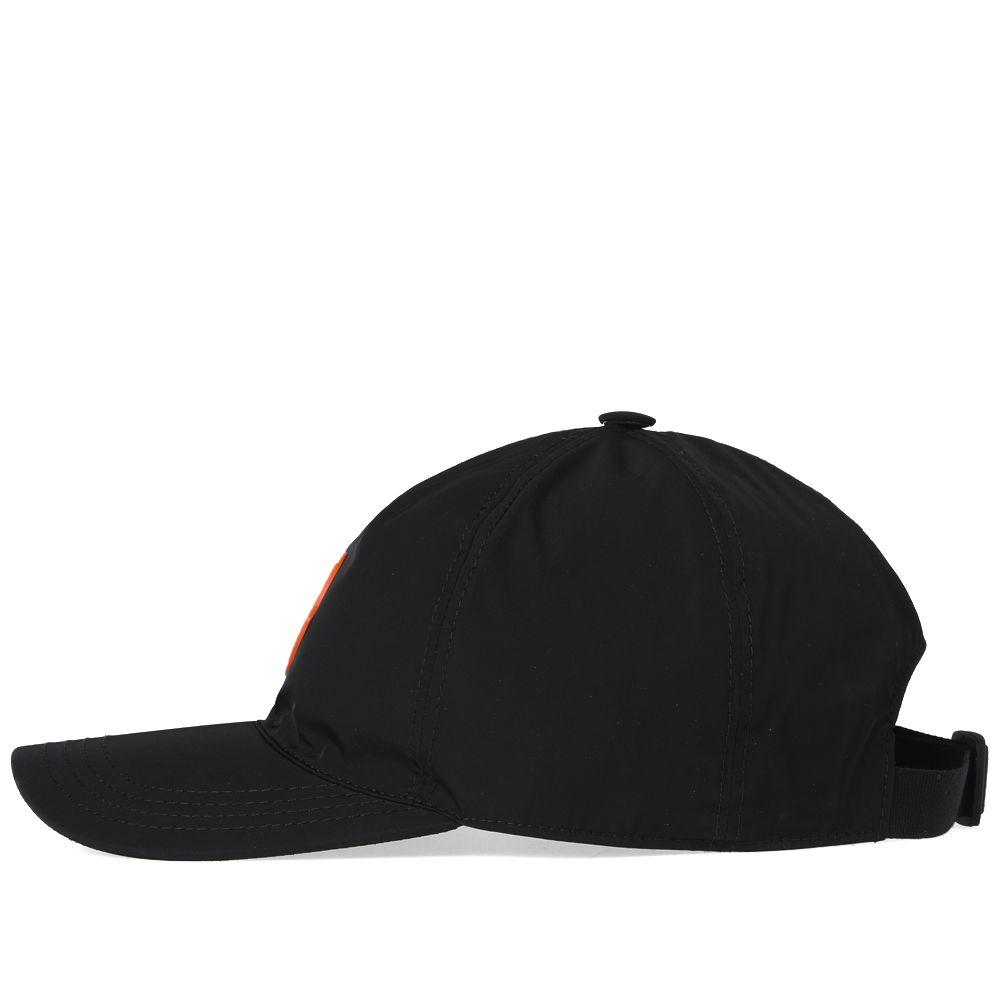 4d6e8a8bb30a Moncler x Off-White Nylon Cap Black