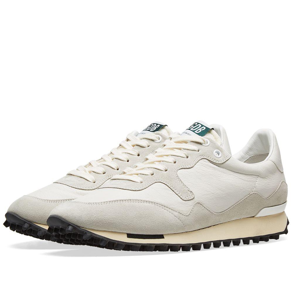 dd5b2c6f158 Golden Goose Deluxe Brand Starland Leather Nubuck Sneaker White