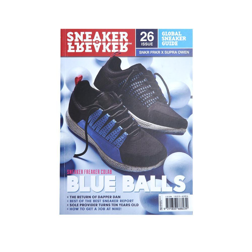 on sale 8ac3f c651b Sneaker Freaker Issue 26 Sneaker Freaker x Supra Owen  END.