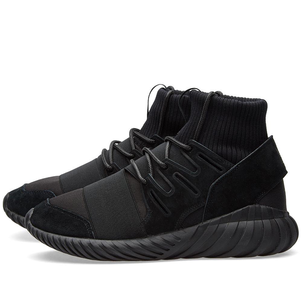 5e6f493b210f Adidas Tubular Doom Triple Black