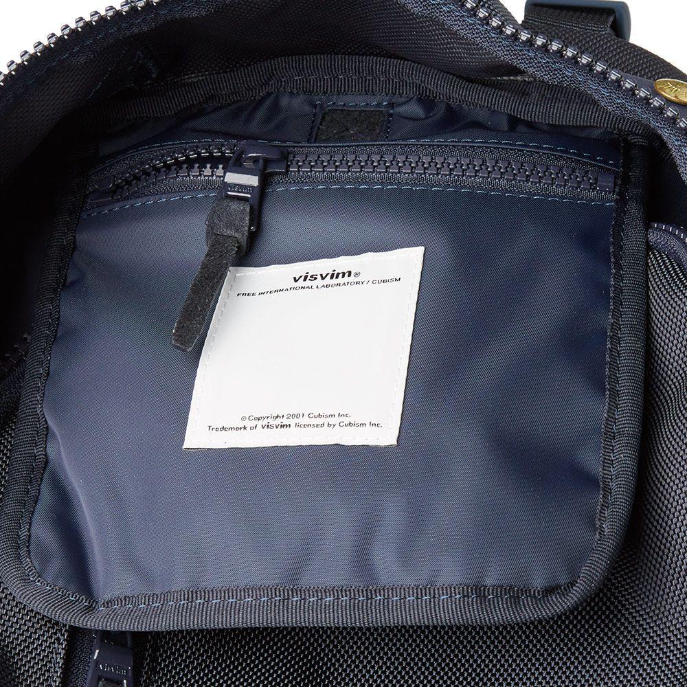 094161009665 Visvim Ballistic Backpack 20L Navy