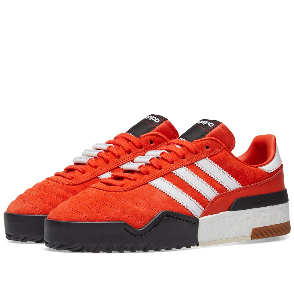 23d197ab885a Adidas Originals by Alexander Wang BBall Soccer Orange