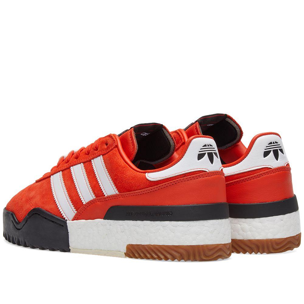 online store 7e620 68fe9 Adidas Originals by Alexander Wang BBall Soccer. Orange ...