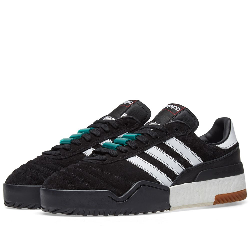 2959e986d2c0 Adidas Originals by Alexander Wang BBall Soccer Black   White