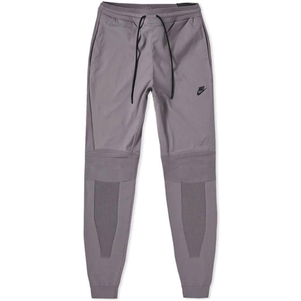 3c5330b9b8d8 Nike Tech Knit Pant Gunsmoke   Black