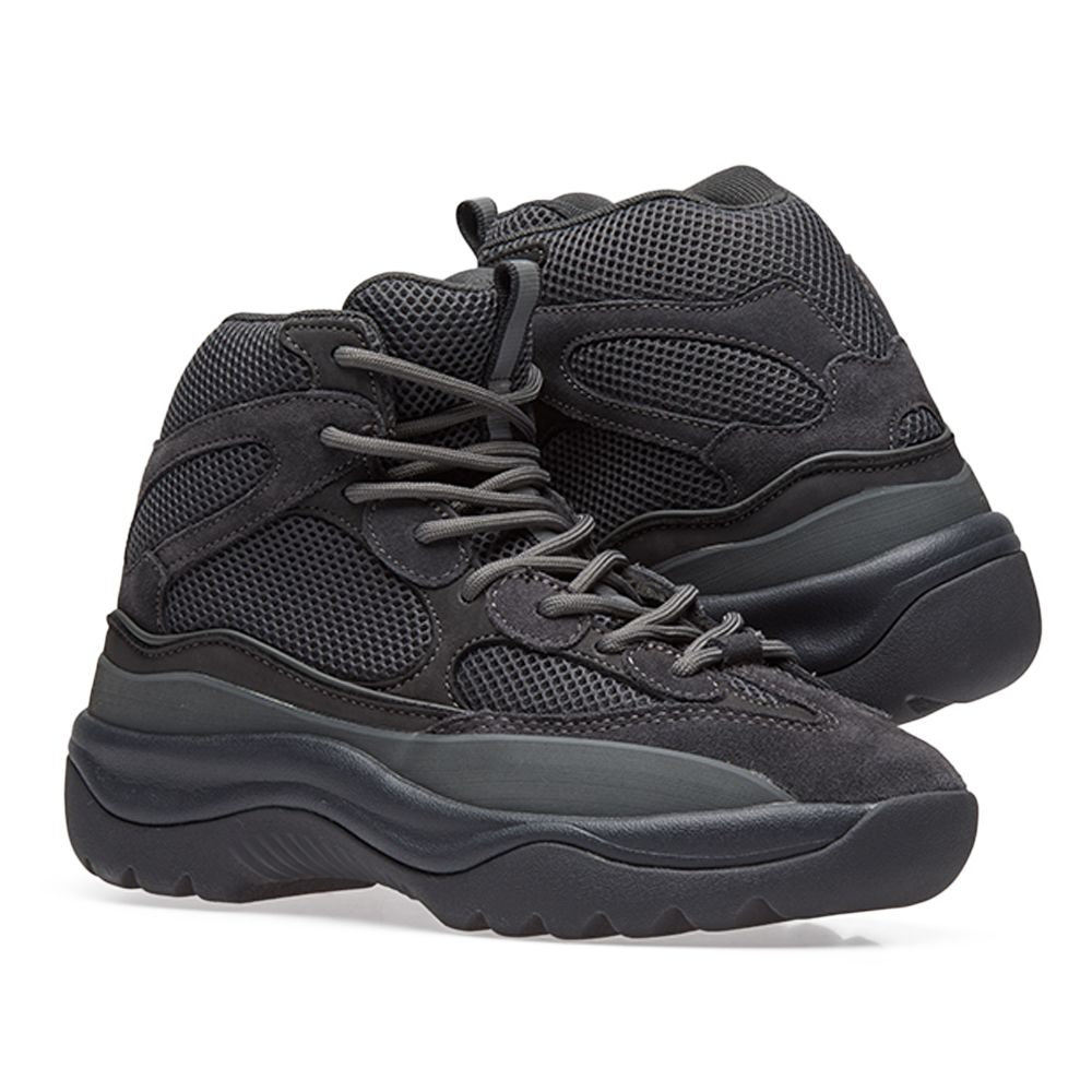 716386ed6 Yeezy Desert Rat Boot Fit Collection Of Types. New Yeezy Season 6 ...