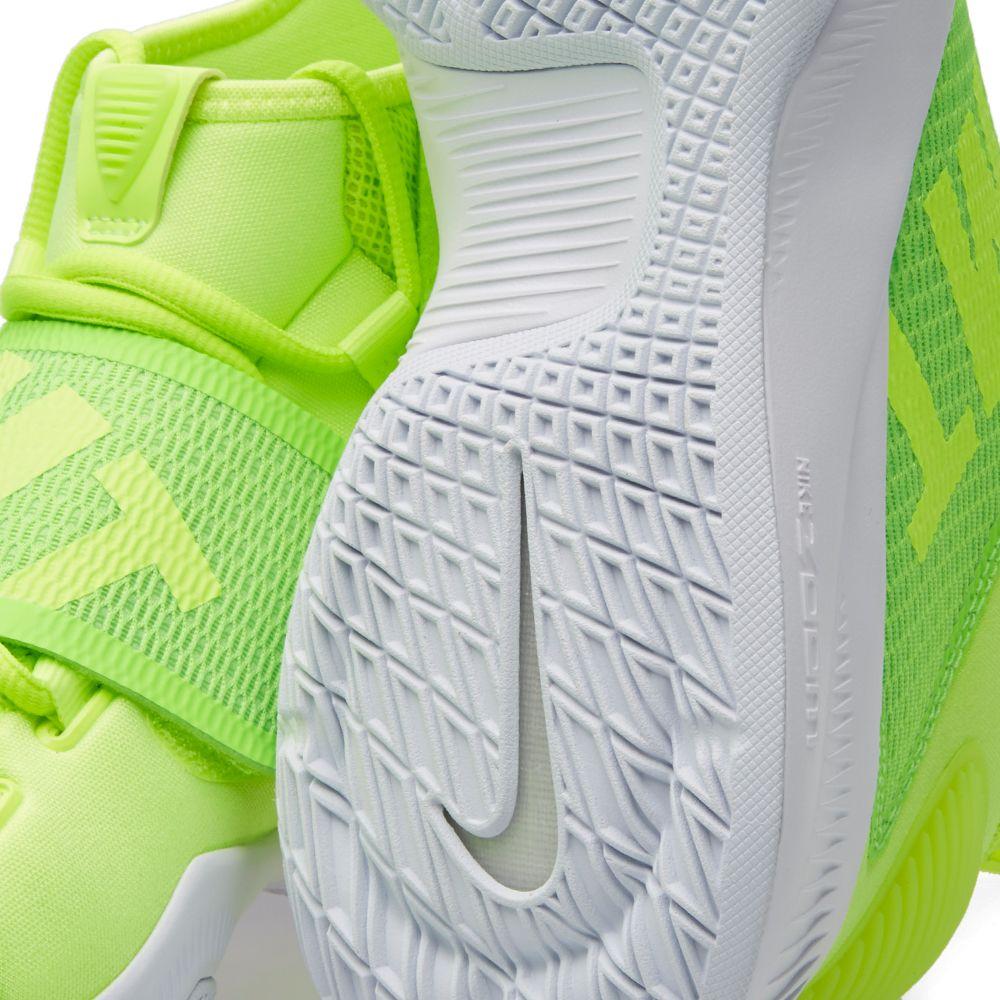 huge discount f4268 90740 Nike x Fragment Design Zoom Hyperrev 2016 Electric Green, Volt ...