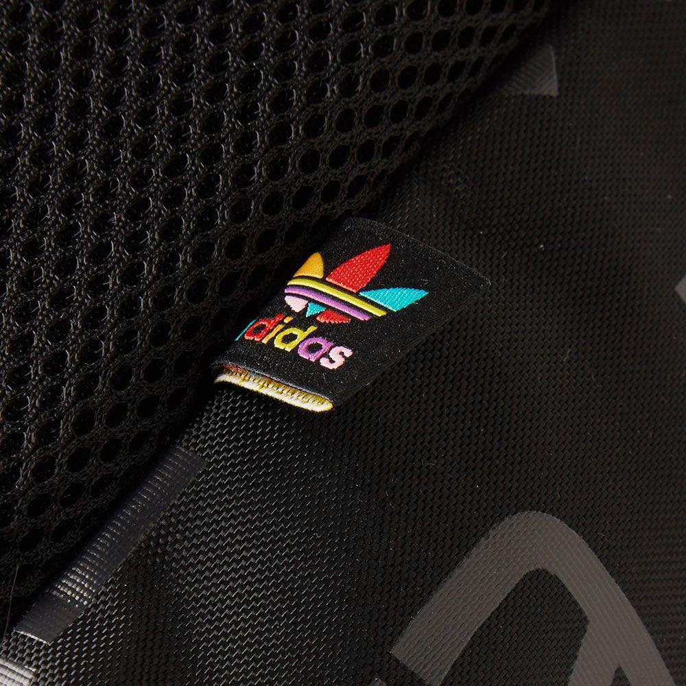 Adidas x Pharrell Williams Adventure Backpack. Black.  75. Plus Free  Shipping. image. image. image. image. image d8f98ec4dd