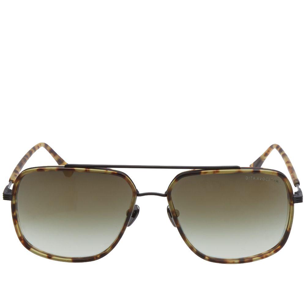 937b8cc729e Dita Avocet-Two Sunglasses Matte Tokyo Tortoise   G-15