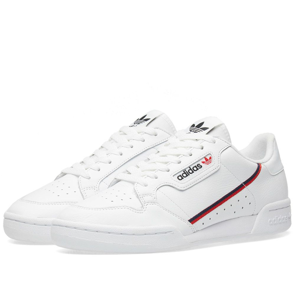new product 14e96 696b0 Adidas Continental 80